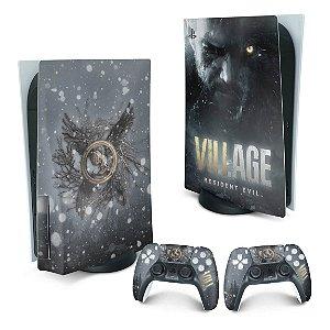PS5 Skin - Resident Evil Village