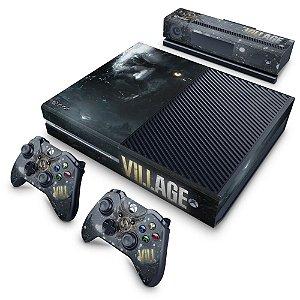 Xbox One Fat Skin - Resident Evil Village