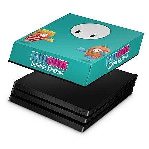 PS4 Pro Capa Anti Poeira - Fall Guys