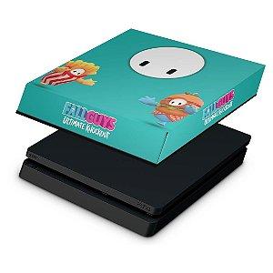 PS4 Slim Capa Anti Poeira - Fall Guys