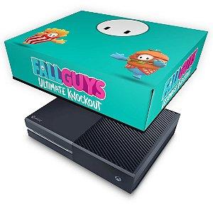 Xbox One Fat Capa Anti Poeira - Fall Guys