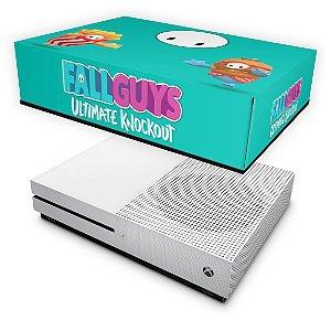 Xbox One Slim Capa Anti Poeira - Fall Guys