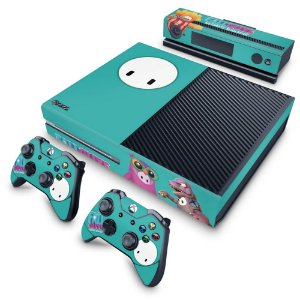 Xbox One Fat Skin - Fall Guys