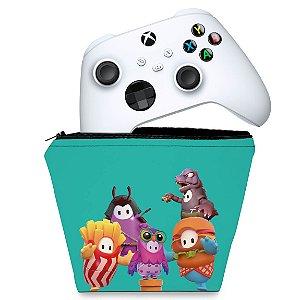 Capa Xbox Series S X Controle - Fall Guys
