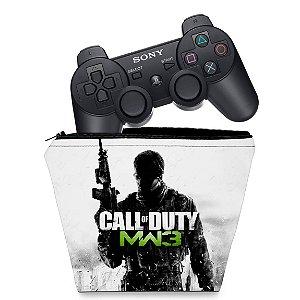 Capa PS3 Controle Case - Modern Warfare Mw3
