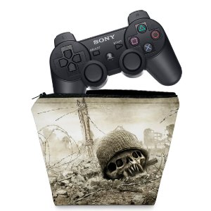Capa PS3 Controle Case - Resistance Fall Of