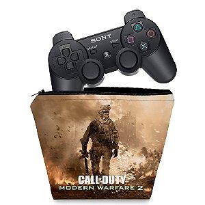 Capa PS3 Controle Case - Modern Warfare 2