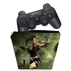 Capa PS3 Controle Case - Tomb Raider