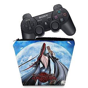 Capa PS3 Controle Case - Bayonetta