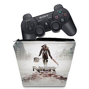 Capa PS3 Controle Case - Nier