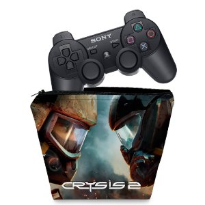 Capa PS3 Controle Case - Crysis 2