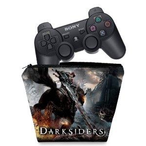 Capa PS3 Controle Case - Darksiders