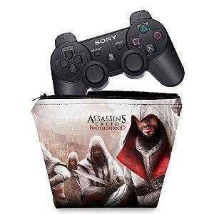 Capa PS3 Controle Case -  Assassins Creed Brotherhood #A