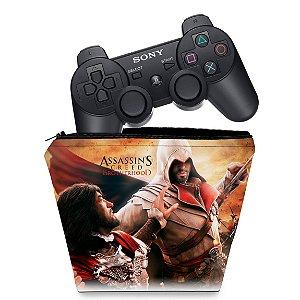 Capa PS3 Controle Case - Assassins Creed Brotherhood #B