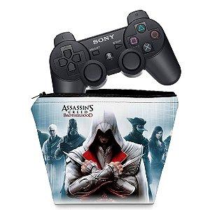 Capa PS3 Controle Case - Assassins Creed Brotherhood #C