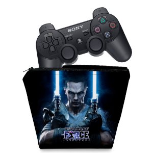 Capa PS3 Controle Case - Star Wars Force