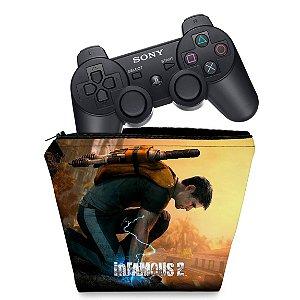 Capa PS3 Controle Case - L.a. Noire