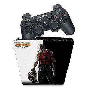 Capa PS3 Controle Case - Duke Nukem Forever