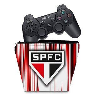 Capa PS3 Controle Case - São Paulo
