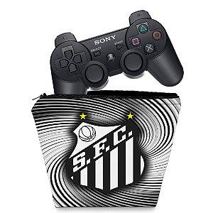 Capa PS3 Controle Case - Santos