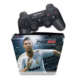 Capa PS3 Controle Case - Pes 2013 Pro