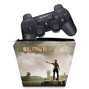Capa PS3 Controle Case - The Walking Dead