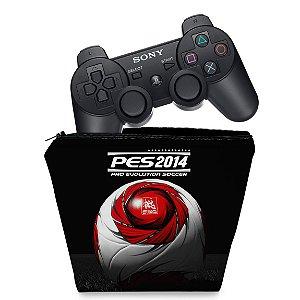 Capa PS3 Controle Case - PES 2014