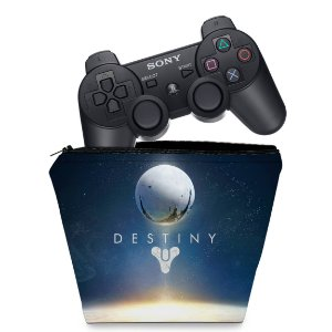 Capa PS3 Controle Case - Destiny