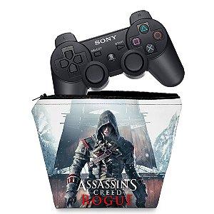 Capa PS3 Controle Case - Assassins Creed Rogue