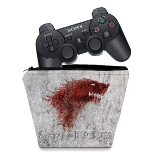Capa PS3 Controle Case - Game Of Thrones