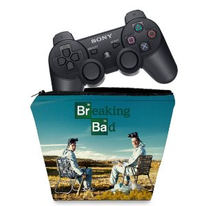 Capa PS3 Controle Case - Breaking Bad