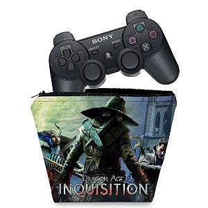 Capa PS3 Controle Case - Dragon Age Inquisition