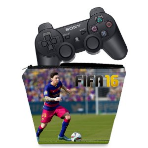 Capa PS3 Controle Case - Fifa 16
