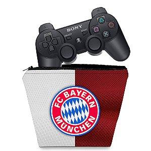 Capa PS3 Controle Case - Bayern de Munique