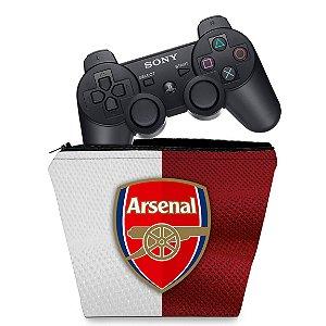 Capa PS3 Controle Case - Arsenal
