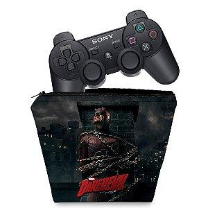Capa PS3 Controle Case - Daredevil Demolidor