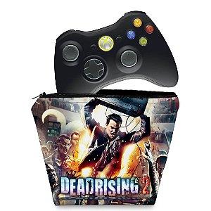 Capa Xbox 360 Controle Case - Dead Rising