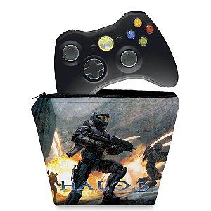 Capa Xbox 360 Controle Case - Halo 3