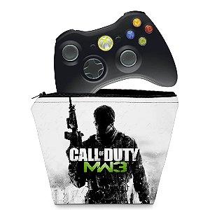 Capa Xbox 360 Controle Case - Call Of Duty Modern War 3