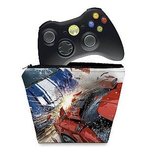 Capa Xbox 360 Controle Case - Burnout Paradise