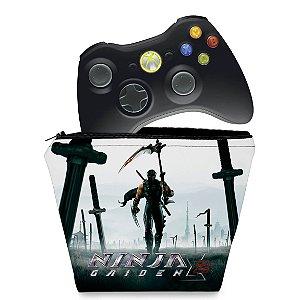 Capa Xbox 360 Controle Case - Ninja Gaiden 3