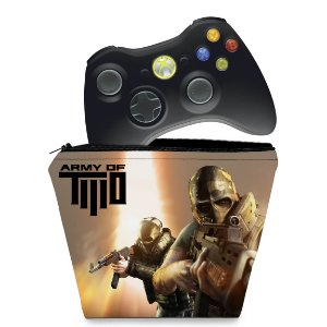 Capa Xbox 360 Controle Case - Army Of Two