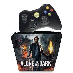Capa Xbox 360 Controle Case - Alone In The Dark