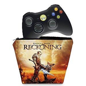 Capa Xbox 360 Controle Case - Reckoning