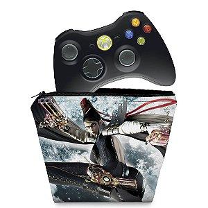 Capa Xbox 360 Controle Case - Bayonetta