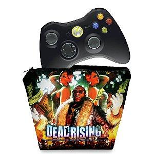 Capa Xbox 360 Controle Case - Dead Rising 2