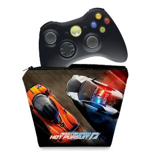 Capa Xbox 360 Controle Case - Need For Speed