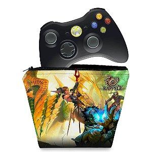 Capa Xbox 360 Controle Case - Rappelz