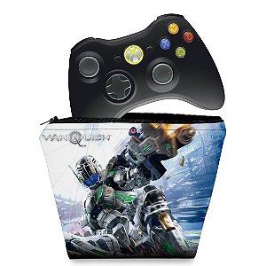 Capa Xbox 360 Controle Case - Vanquish