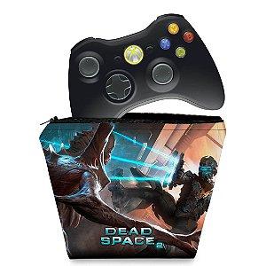 Capa Xbox 360 Controle Case - Dead Space 2